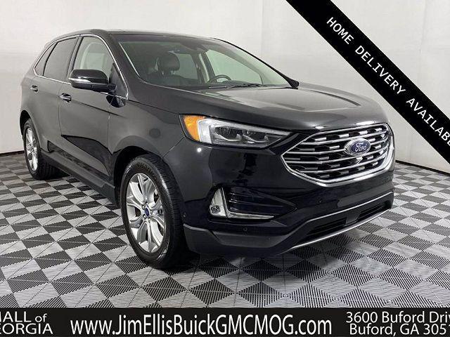 2019 Ford Edge Titanium for sale in Buford, GA