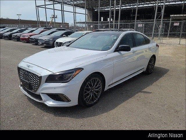 2018 Genesis G80 3.3T Sport for sale in Arlington Heights, IL