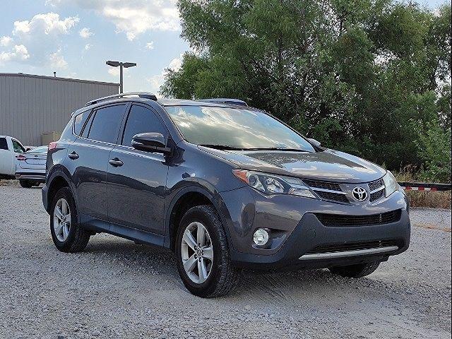 2015 Toyota RAV4 XLE for sale in Broken Arrow, OK