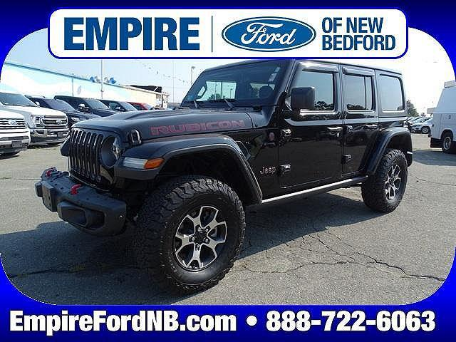 2020 Jeep Wrangler Rubicon for sale in New Bedford, MA
