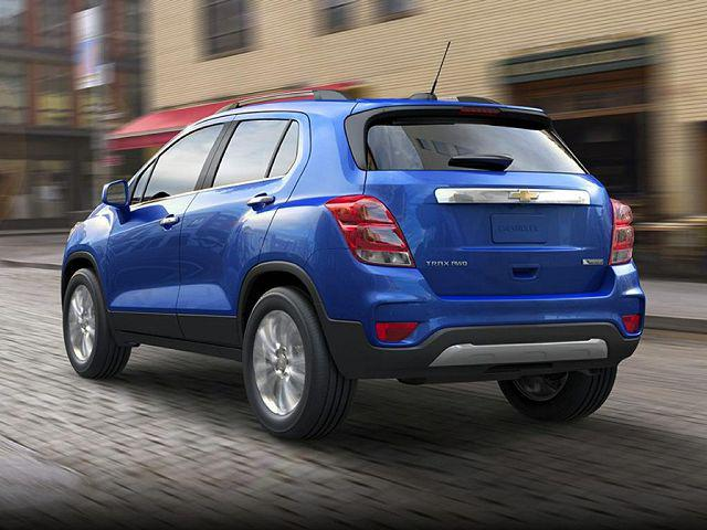 2018 Chevrolet Trax LT for sale in Burton, OH