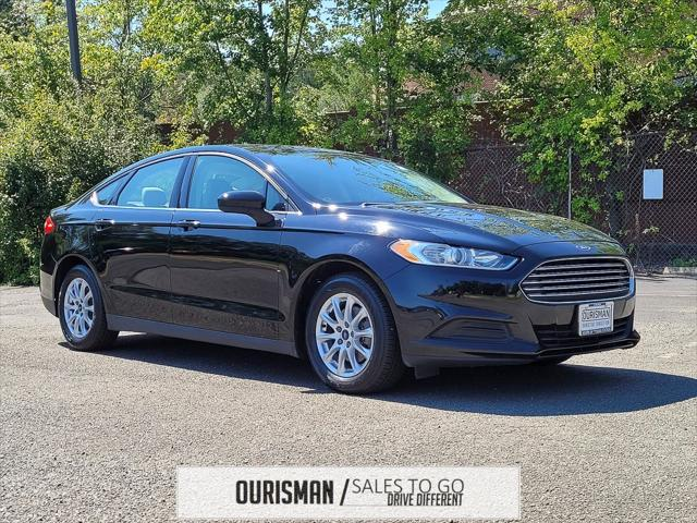 2016 Ford Fusion S for sale in Vienna, VA