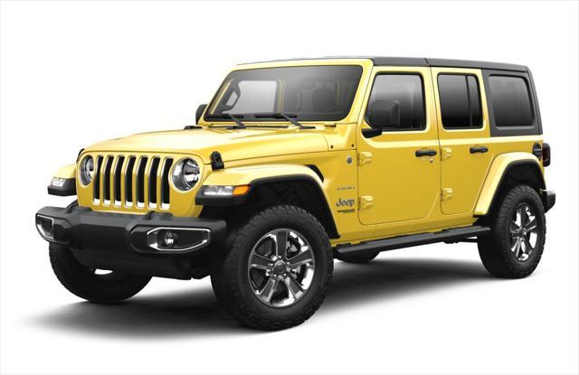 2021 Jeep Wrangler Unlimited Sahara for sale in Holdrege, NE