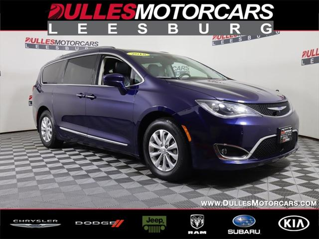 2018 Chrysler Pacifica Touring L Plus for sale in Leesburg, VA