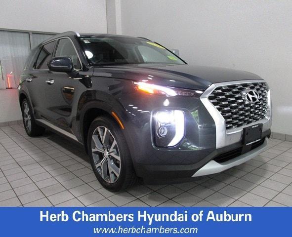 2020 Hyundai Palisade SEL for sale in AUBURN, MA