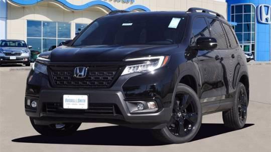 2021 Honda Passport Elite for sale in Houston, TX