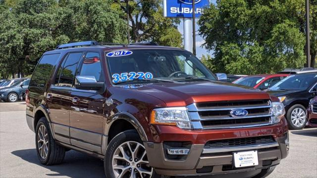 2017 Ford Expedition King Ranch for sale in San Antonio, TX