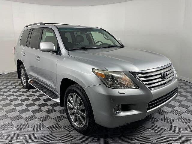 2009 Lexus LX 570 4WD 4dr for sale in Knoxville, TN