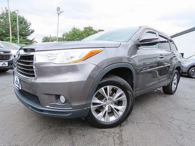 2015 Toyota Highlander XLE for sale in Tarrytown, NY