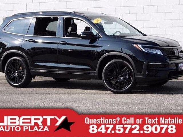 2021 Honda Pilot Black Edition for sale in Libertyville, IL