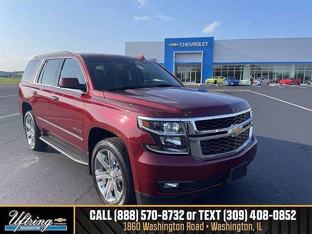 2019 Chevrolet Tahoe LT for sale in Washington, IL