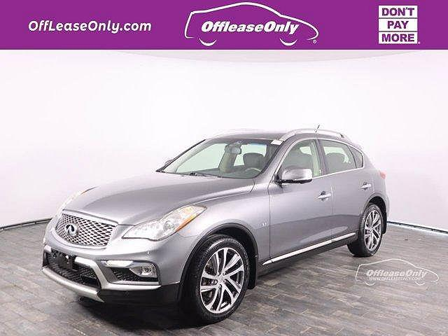 2017 INFINITI QX50 AWD for sale in North Lauderdale, FL
