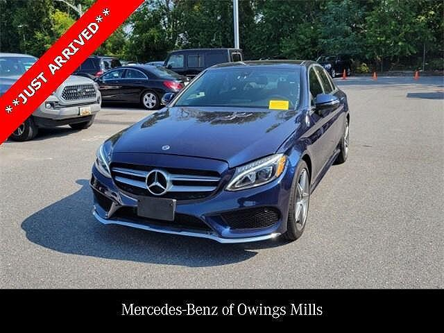 2018 Mercedes-Benz C-Class C 300 for sale in Owings Mills, MD