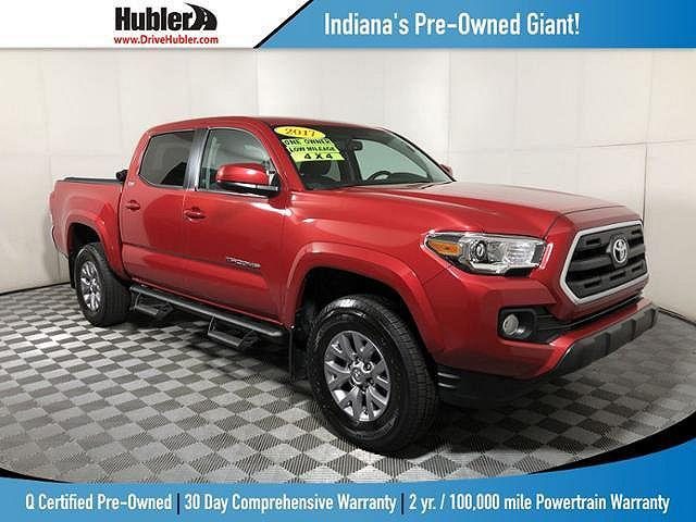 2017 Toyota Tacoma SR5 for sale in Greenwood, IN