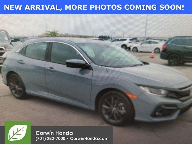 2021 Honda Civic Hatchback EX for sale in Fargo, ND
