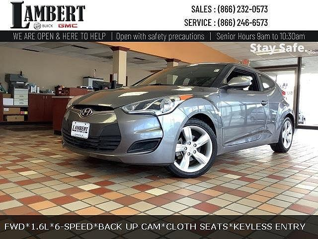 2013 Hyundai Veloster w/Black Int for sale in Cuyahoga Falls, OH