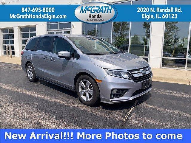 2019 Honda Odyssey EX for sale in Elgin, IL