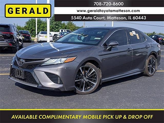 2019 Toyota Camry XSE for sale in Matteson, IL