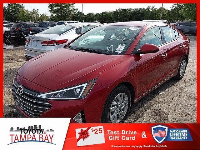 2020 Hyundai Elantra SE for sale in Tampa, FL