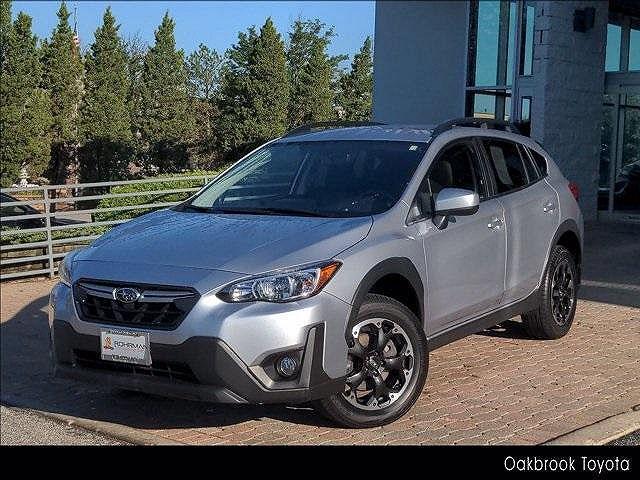 2021 Subaru Crosstrek Premium for sale in Westmont, IL