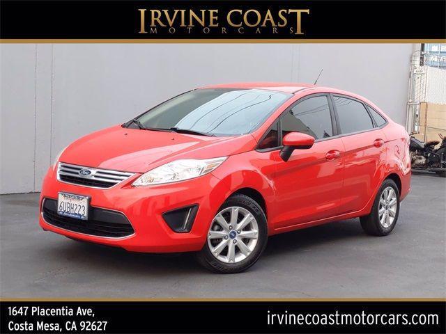 2012 Ford Fiesta SE for sale in Costa Mesa, CA