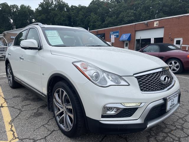 2017 INFINITI QX50 AWD for sale in MORRISTOWN, NJ