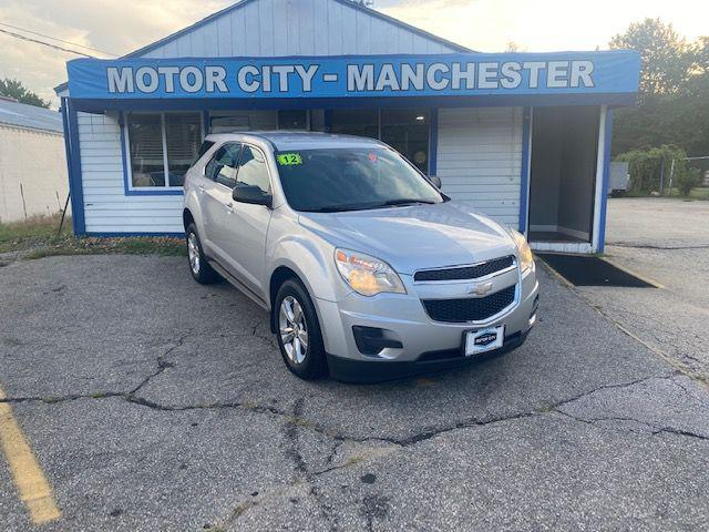 2012 Chevrolet Equinox LS for sale in Manchester, NH