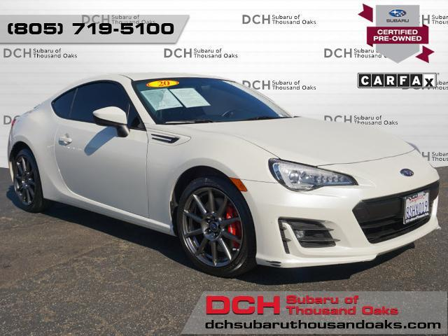 2020 Subaru BRZ Limited for sale in Thousand Oaks, CA