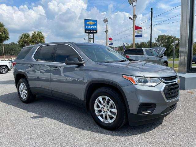 2021 Chevrolet Traverse LS for sale in PENSACOLA, FL