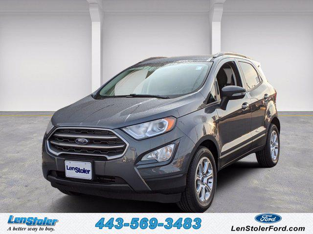 2021 Ford EcoSport SE for sale in Owings Mills, MD