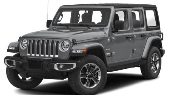 2020 Jeep Wrangler Sahara for sale in Westland, MI