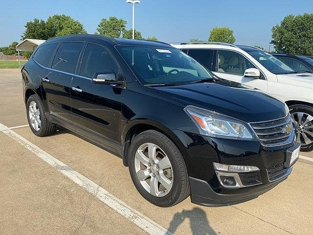 2017 Chevrolet Traverse LT for sale in Lewisville, TX
