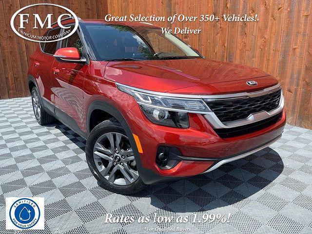 2021 Kia Seltos S for sale in Americus, GA