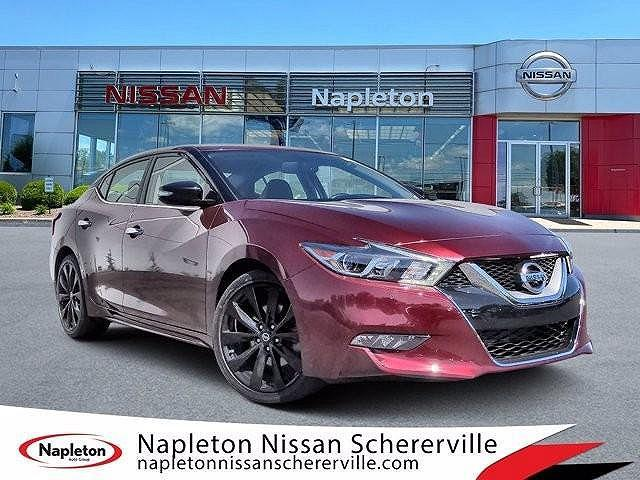 2017 Nissan Maxima SR for sale in Calumet City, IL
