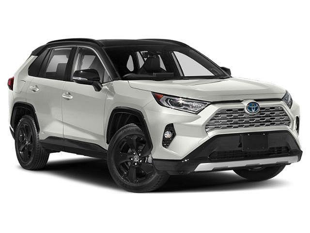2019 Toyota RAV4 Hybrid XSE for sale in Muncie, IN