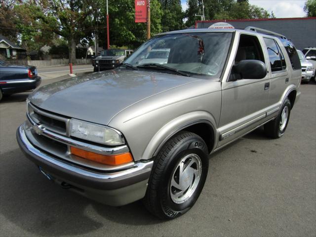 2001 Chevrolet Blazer LT for sale in Milwaukie, OR
