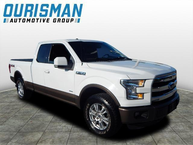 2015 Ford F-150 Lariat for sale in Rockville, MD
