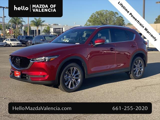 2021 Mazda CX-5 Signature for sale in Valencia, CA