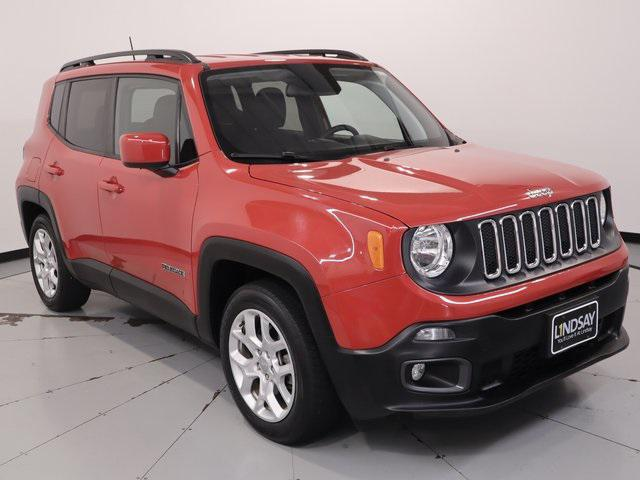 2018 Jeep Renegade Latitude for sale in Manassas, VA