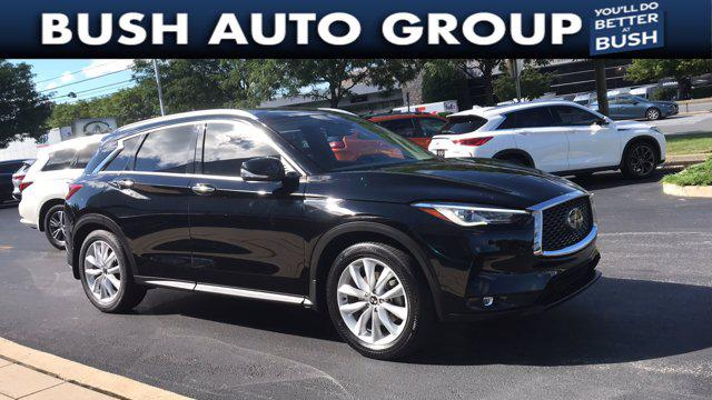 2019 INFINITI QX50 LUXE for sale in West Chester, PA