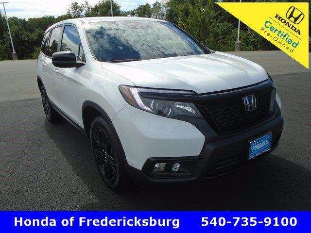 2019 Honda Passport Sport for sale in Fredericksburg, VA
