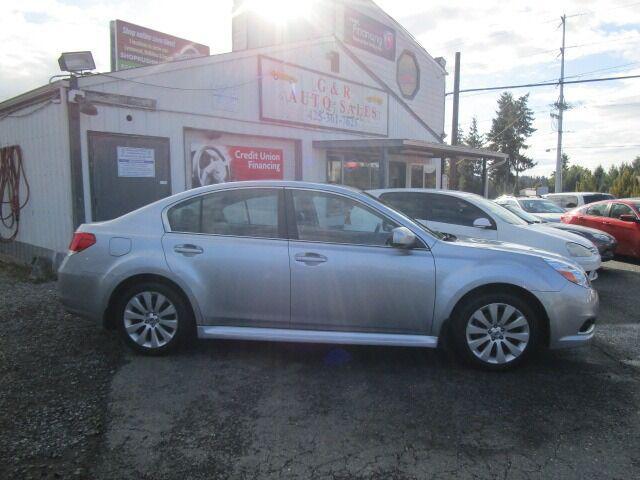 2012 Subaru Legacy 2.5i Limited for sale in Lynnwood, WA
