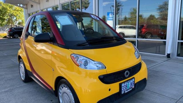 2013 smart fortwo Pure for sale in Portland, OR