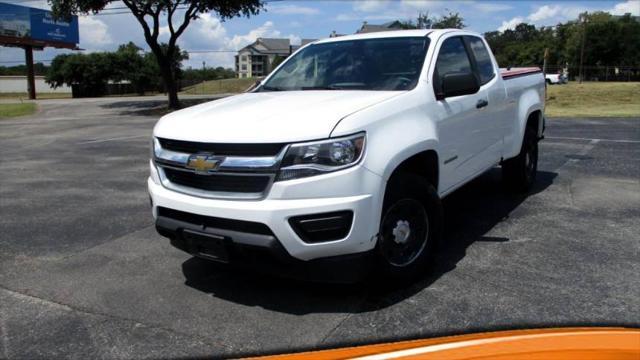 2016 Chevrolet Colorado 2WD WT for sale in Austin, TX