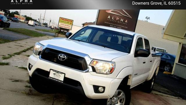 2013 Toyota Tacoma 4WD Double Cab LB V6 AT (Natl) for sale in Downers Grove, IL