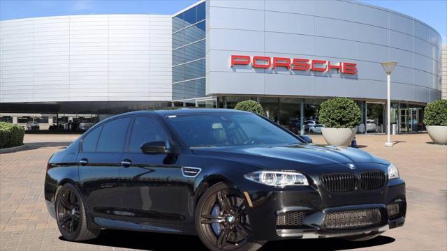 2014 BMW M5 4dr Sdn for sale in Dallas, TX
