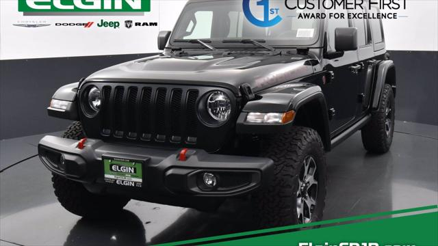 2021 Jeep Wrangler Unlimited Rubicon for sale in Streamwood, IL