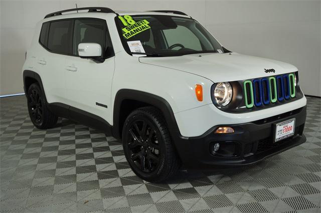2018 Jeep Renegade Altitude for sale in Bremerton, WA