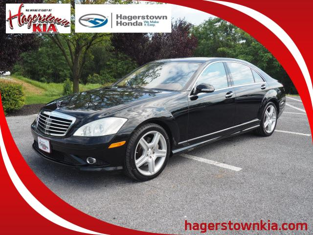 2009 Mercedes-Benz S-Class 5.5L V8 for sale in Hagerstown, MD