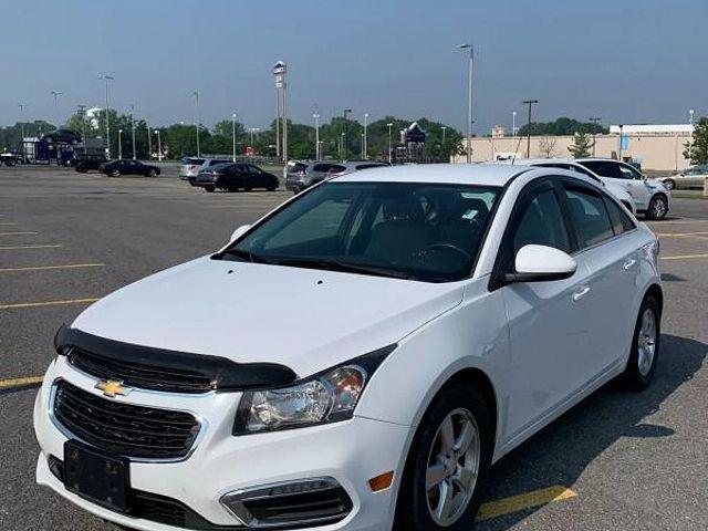 2015 Chevrolet Cruze LT for sale in Salem, OH